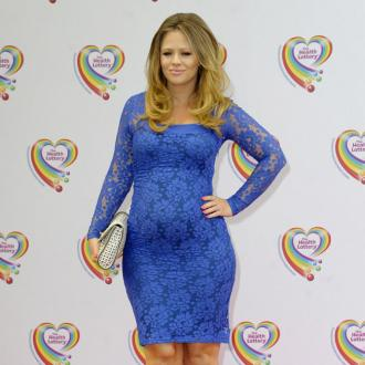 Kimberley Walsh Wants A Natural Birth