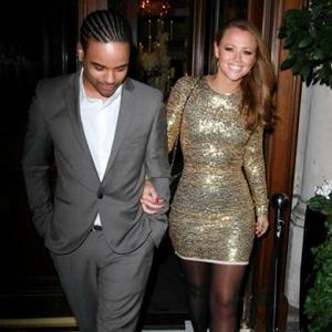 Kimberley Walsh's Boyfriend's Wedding Fear