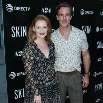 James Van Der Beek loves 'chaos' of big family