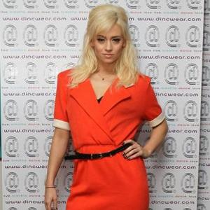 Kimberly Wyatt Takes Risks With Fashion