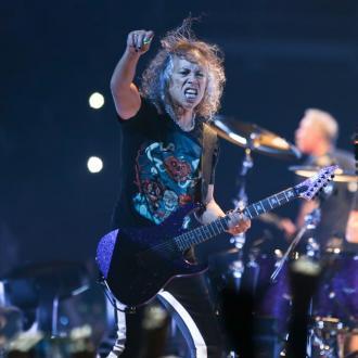 Kirk Hammett wishes he'd stopped drinking earlier
