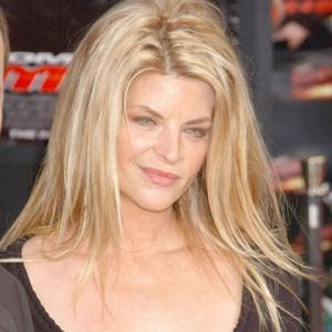 Kirstie Alley's Surgery Vow