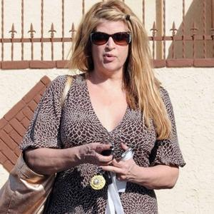 Kirstie Alley Slimming To Wear Dress