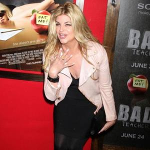 Kirstie Alley Wows At Nyfw