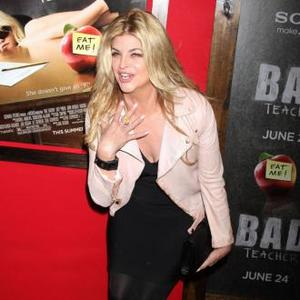 Kirstie Alley Sued Over Weight-loss Claims