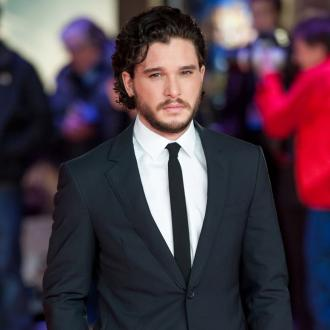 Kit Harington happy not  to grunt