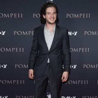 Kit Harington Plots To Steal Sword