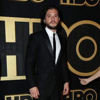Kit Harington thanks show for wife