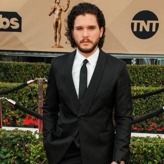 Kit Harington's stressful fame