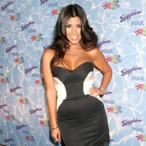 Kourtney Kardashian Suffering Morning Sickness