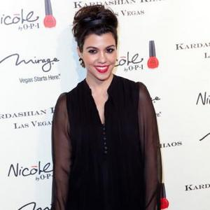 Kourtney Kardashian Sells Clothes For Charity