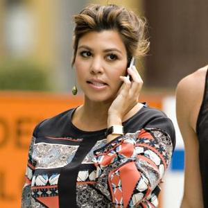 Kourtney Kardashian's Junk Food Cravings
