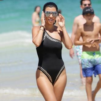 Kourtney Kardashian's amazing holiday with her new man