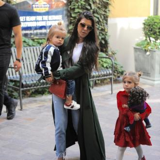 Kourtney Kardashian Retreated 'Into Shell' After Split