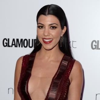 Kourtney Kardashian Promoting Healthy Eating In Schools