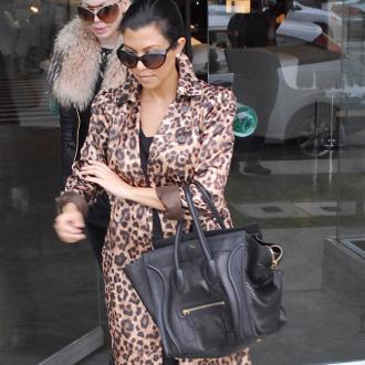 Kourtney Kardashian Is An Ordinary Mother