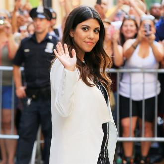 Kourtney Kardashian Wants Bed Rest