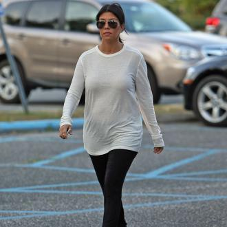 Kourtney Kardashian Nauseous Pregnancy