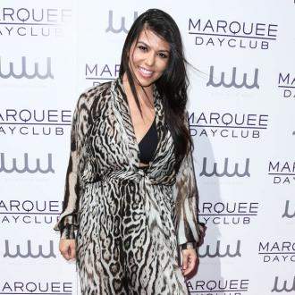 Kourtney Kardashian Deliberating Over Split
