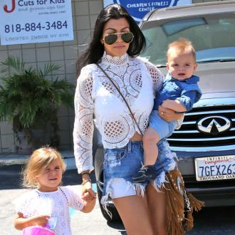 Kourtney Kardashian Upset With Scott Disick