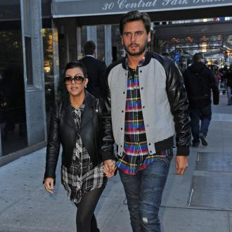 Kourtney Kardashian And Scott Disick Burgled