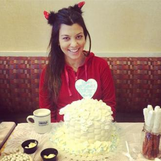 Kourtney Kardashian Celebrates Second Baby Shower