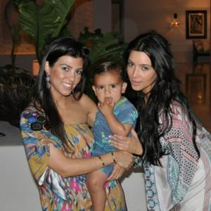 Kourtney Kardashian Enjoys Birthday In Mexico