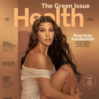 Kourtney Kardashian loves vampire facials