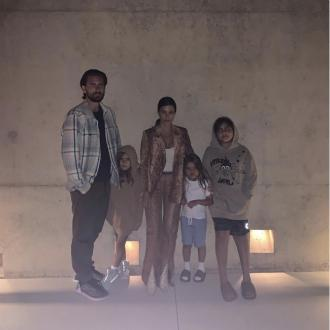 'Thankful for you': Kourtney Kardashian heaps praise on ex-boyfriend Scott Disick