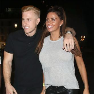 Katie Price splits from Kris Boyson