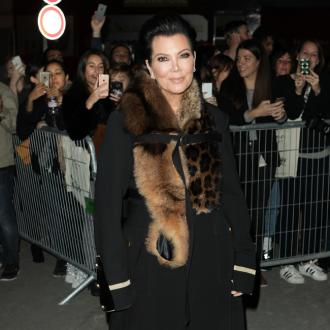 Kris Jenner Has 'Tramp Stamp'