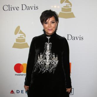 Kris Jenner's crazy fur coat