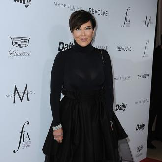Kris Jenner keeps tight-lipped about Kylie Jenner's pregnancy