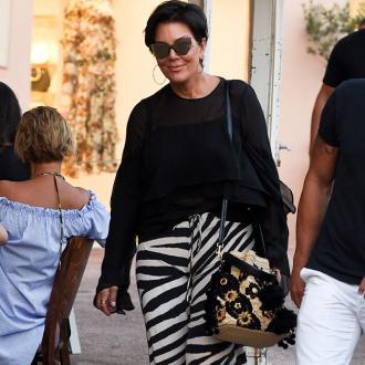 Kris Jenner's grandkids on tap
