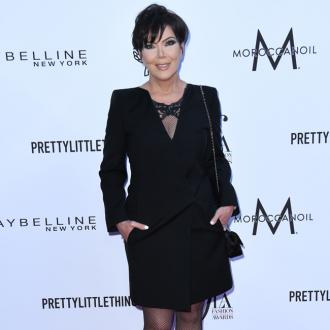Kris Jenner supporting daughter Khloe Kardashian