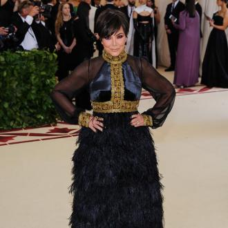 Kris Jenner delivered granddaughter