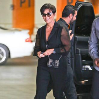 Kris Jenner Loves Babysitting North West
