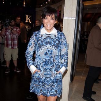 Kris Jenner's New Year's Date With North