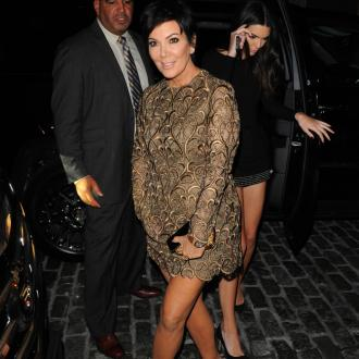 Kris Jenner Loves 'Really Hard'