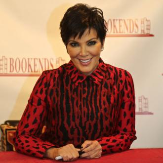 Kris Jenner Feels 'So Blessed' To Be With Corey Gamble