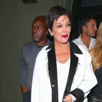 Kris Jenner First To Congratulate Kim And Kanye On Pregnancy