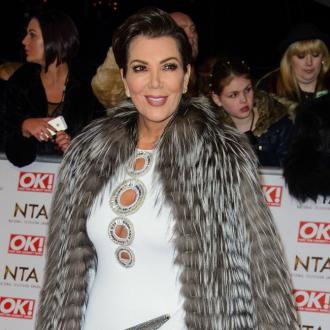 Kris Jenner 'Competing' With Caitlyn