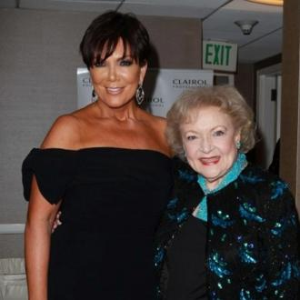 Betty White to appear on Kris Jenner's talk show