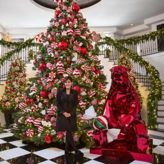 Kris Jenner reveals favourite Christmas decoration
