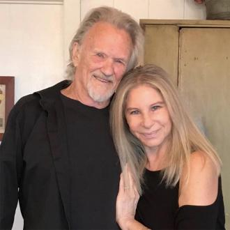 Barbra Streisand and Kris Kristofferson give A Star Is Born duet live debut