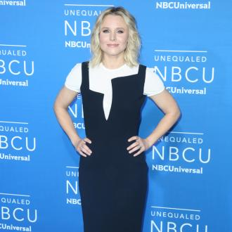 Kristen Bell was breast pumping during Bad Moms read-through