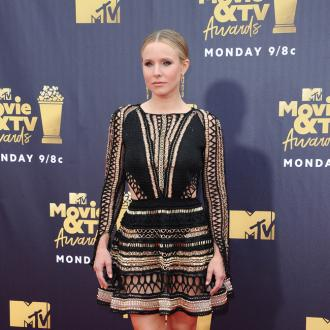 Kristen Bell's daughter wanted to help bury her grandpa