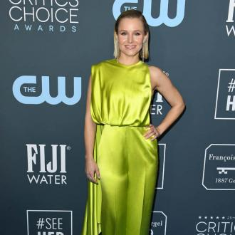 Kristen Bell 'proud' of her daughters' donations