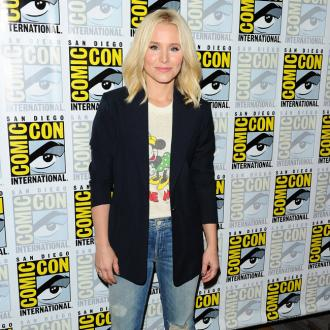 Going potty: Kristen Bell potty trains five-year-old daughter