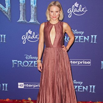 Kristen Bell: I'm OK with not wearing real clothes again